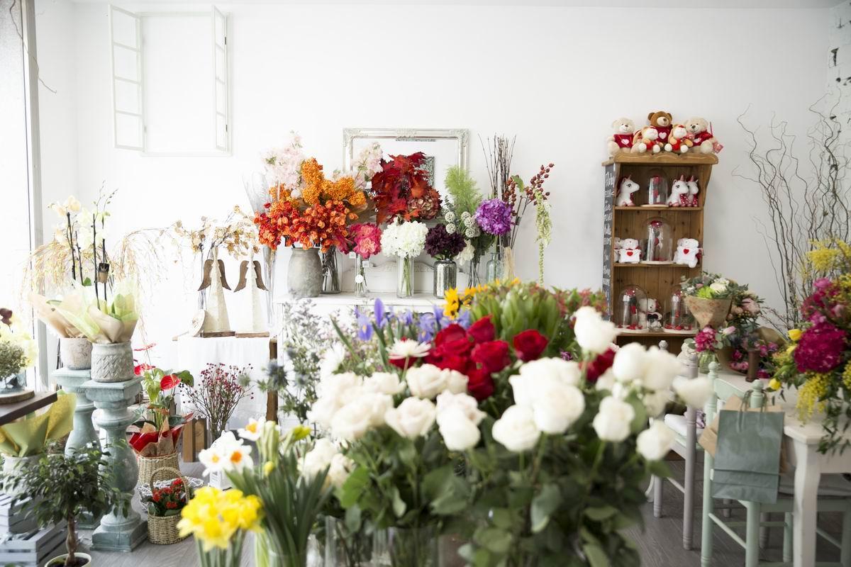 Faire livrer des fleurs en Europe